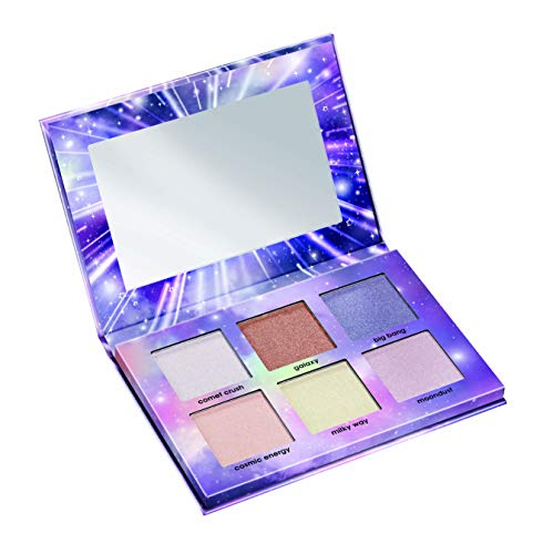 Misslyn Cosmo Glow Highlighting Pallette Galaxy Illusion, 15.60 g