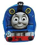 Thomas The Tank Engine - Zaino per bambini, 30 cm, 11 litri, colore: Blu