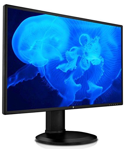 V7 - Monitor (68,6 cm (27'), 2560 x 1440 Pixeles, Quad HD, LED, 5 ms, Negro)