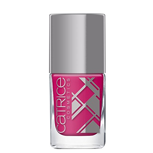 Catrice Edition limitée Graphic Grace Vernis à ongles couleur et brillance intense C03 Functional Forms (rose), 10 ml, 0.33 fl.oz.