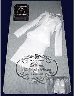 Franklin Mint Princess Diana, The People's Princess, White Suit