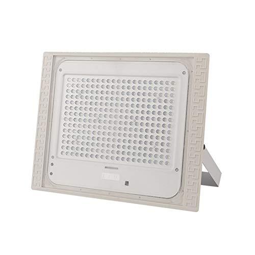 CYC Solar Flood Lights,outdoor Led High Power Security Lights IP65 Waterproof Motion Sensor Light Outdoor,light Control, Remote Control and Timing Smart Garden Street Light,50W