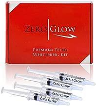 Zero Glow Teeth Whitening Gel Refill 4x Syringes 44% Carbamide Peroxide