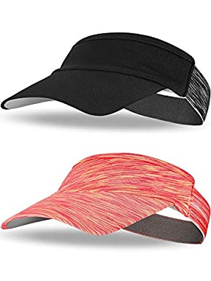 2 Packs Sun Visor