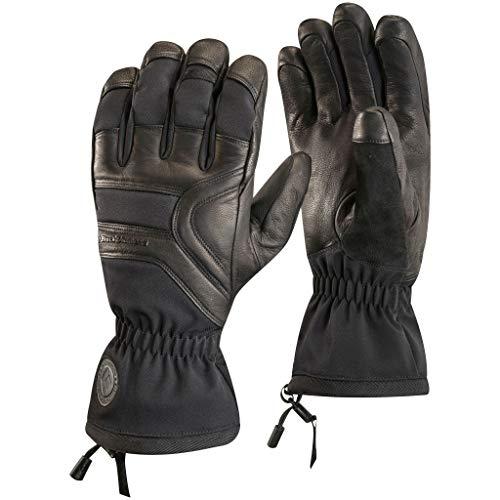 Black Diamond Gants de Patrouille pour Homme, Noir, Taille XL