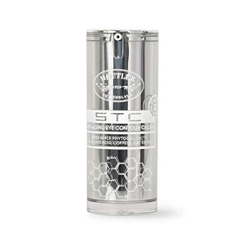 Mettler1929 STC Anti-Aging Eye Contour Cream, 15ml │To proactively fight against skin aging │vegan - paraben free - Swiss made