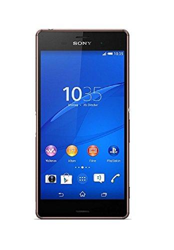 Sony Xperia Z3 Plus Smartphone, 32 GB, Bronzo [Italia]