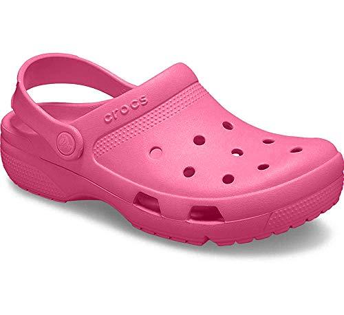 Crocs Unisex-Erwachsene Coast U Clogs, Pink (Paradise Pink 6np), 43/44 EU