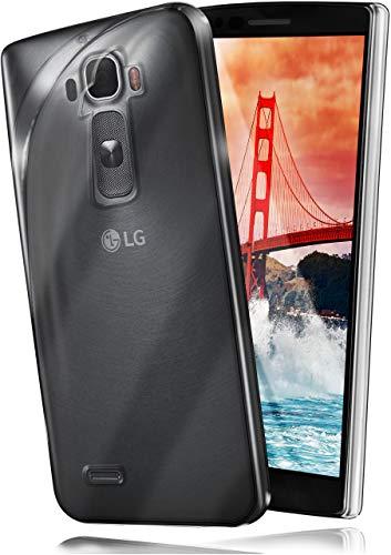 MoEx® Ultra-Clear Case [Vollständig Transparent] passend für LG G Flex 2 | rutschfest & extrem dünn - Fast unsichtbar, Klar