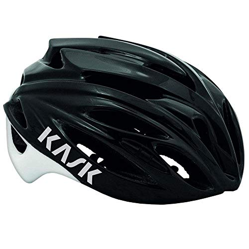Kask Rapido Schwarz, Fahrradhelm, Größe M - Farbe Black - Black