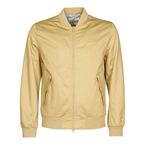 Chevignon Padlock Jacken Herren Beige - M - Lederjacken/Kunstlederjacken Outerwear