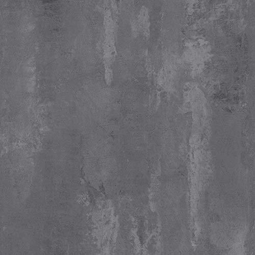 Tapete Beton Anthrazit 374123 | Tapete Putz Industrial Styl 37412-3 | Vliestapete Betonoptik für Wohnzimmer, Büro und Schlafzimmer | online kaufen!