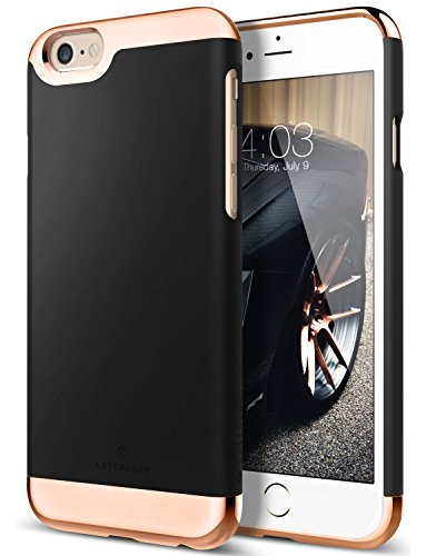 caseology iphone 6 plus Caseology Savoy for Apple iPhone 6S Plus Case (2015) / for iPhone 6 Plus Case (2014) - Black