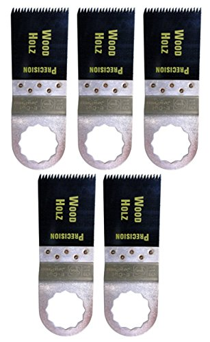 Buy Fein (119) 1-3/8SuperCut Precision E-Cut Blade, 5-Pack