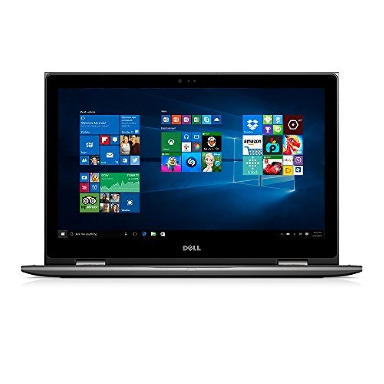 野な石油緩やかなDell Inspiron 15 2-in-1 Laptop Intel Core i3 (up to 2.40 GHz) 4GB Ram 500GB HDD 15.6 Screen Gray (i5578-3093GRY-PUS) [並行輸入品]
