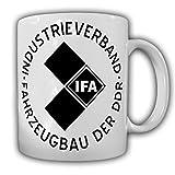 Industrieverband Fahrzeugbau IFA Veb DDR Abzeichen Emblem -Tasse #25901