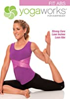 Yogaworks: Fit Abs [DVD] [Import]