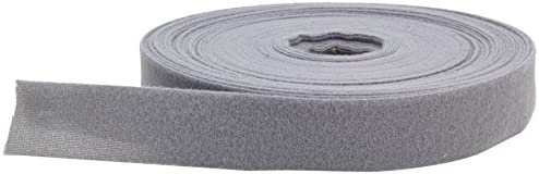 PEARL Quilt Binding Brushed 1 Centerfold 25 yd Gray product image