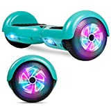 VEVELINE Hoverboard,Self-Balancing Hoverboard with Bluetooth Speakers and fashion LED Lights,hoverboard for Kids Ages 6-12