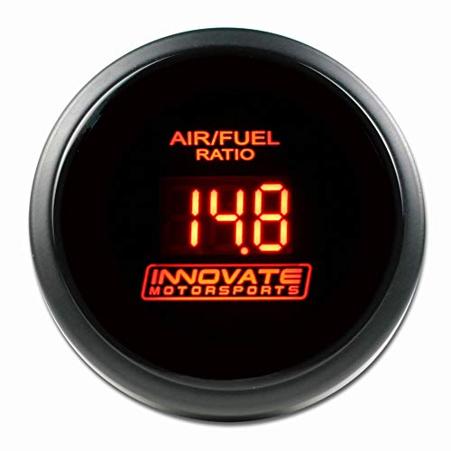Innovate Motorsports (3796) DB RED Wideband Air/Fuel Gauge Kit includes LC-2 & Bosch LSU 4.9