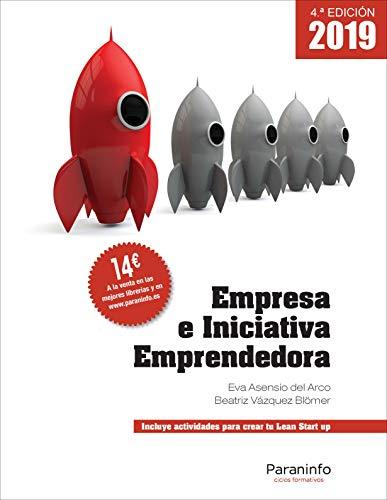 Empresa e iniciativa emprendedora 4.ª edición 2019