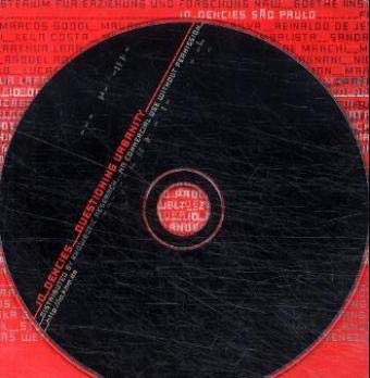 10 dencies Questioning Urbanity, 1 CD-ROM Tokio, Sao Paulo, Ruhrgebiet, lavoro immateriale; 1997-1999. Ed.: Hochschule f. Gestaltung u. Kunst, Zürich