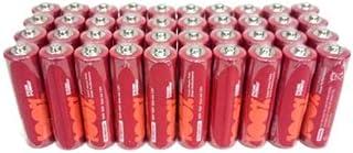 GP Peak Power PP15PP AA Boy Kalem Pil 1.5 Volt, 40'lı Kutu, Kırmızı/Turuncu/Beyaz