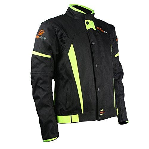 Chaqueta para motociclista de LKN, chaqueta protectora para el cuerpo, ideal para primavera y verano