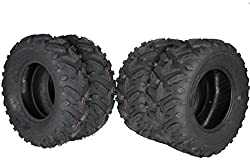 MASSFX Grinder Series ATV Dual Compound Tread Mud Sand Snow and Rock Tires