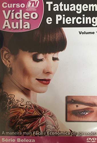 Vídeo Aula - Tatuagem e Piercing Vol 1