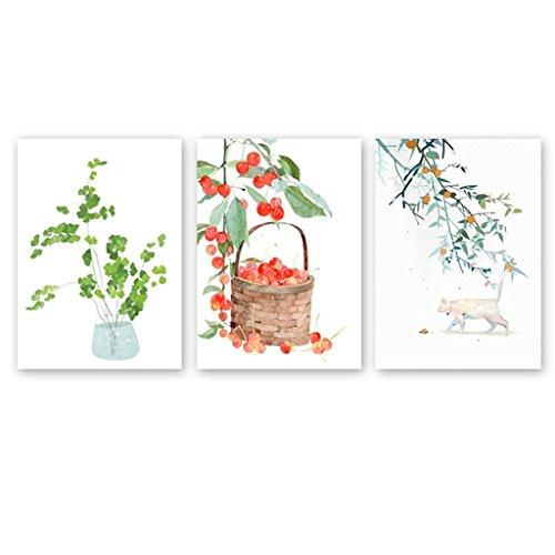 Mr.Zhang's Art Home Painting Salle à Manger de Style Japonais Salon peintures Peinture de Chambre à Coucher