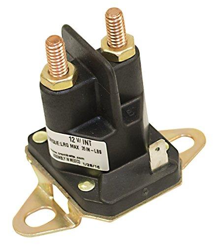 Stens 435-700 Starter Solenoid, Replaces Husqvarna 539101714, Black