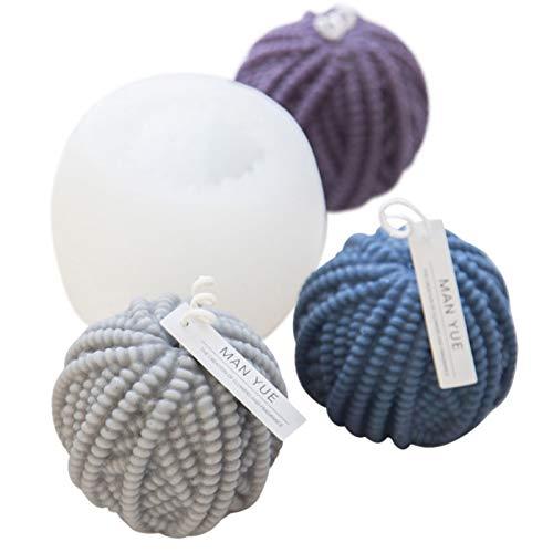 Yarn Ball Silicone Mold