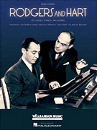 Hal Leonard Rodgers and Hart (Easy Piano)