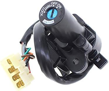 amazon.com: fxcnc racing motorcycle 7 wire ignition switch lock with keys  compatible with ex250 ninja 250r 2008-2012,ninja 300 2013-2015 : automotive  amazon.com
