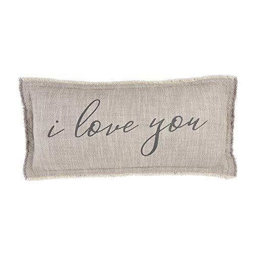 Mud Pie Love Pillows