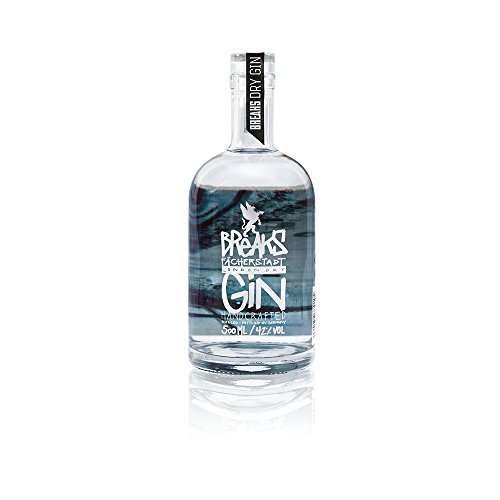 Breaks Sonderedition 4 Elemente - Luft - *Limited Edition* - London Dry Gin - Handcrafted - 42% vol - 1 x 0,5 L