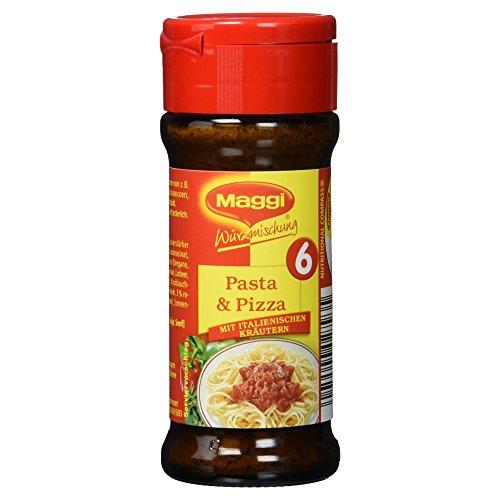 Maggi Würzmischung 6 für Pasta & Pizza, 60 g