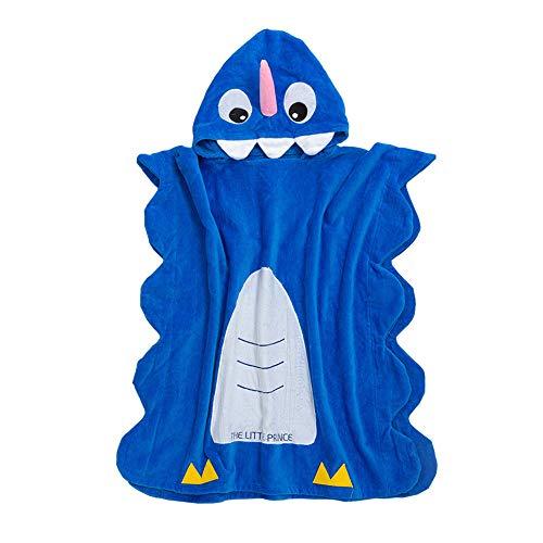 InChengGouFouX kind Poncho handdoek voor strand unicorn patroon veranderen jurk Poncho strand handdoek veranderen handdoek capuchon badjas Poncho surfen zachtheid en comfort