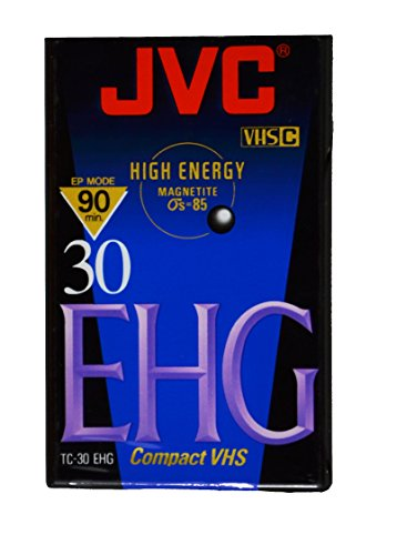 Review JVC 30-Minute VHS-C Camcorder Tape TC30EHG