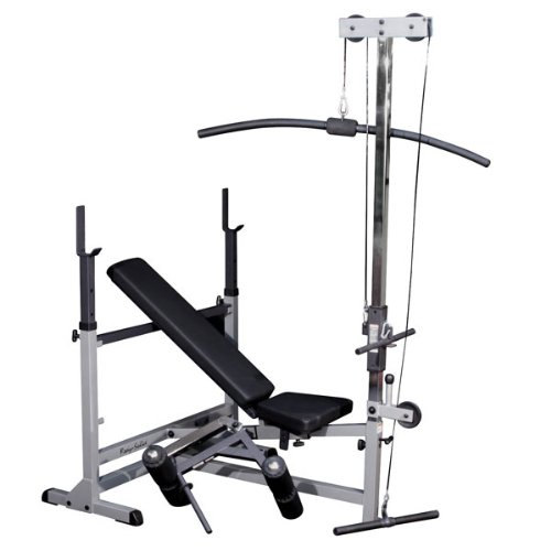 Body-Solid Powercenter Olympic Combo Bench