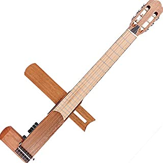 Cross Guitar 2.0: Folding/Foldable Classical Nylon-String Acoustic/Electric Travel Guitar Silent Guitar with Gig Bag[CRS2-N]