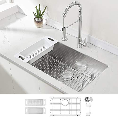 5 Best Stainless Steel Kitchen Sinks 2021 Reviews Sensible Digs