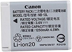 NB 13L NB-13L Battery for Canon PowerShot G7X G9X SX720 HS G7 X G7XII Mark II SX730 G5X G5 G9X SX620 SX740 HS Camera