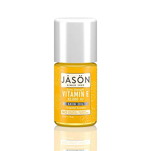 Jason Natural Care 32000iu Vitamin E Extra Strength Skin Oil, 30 ml