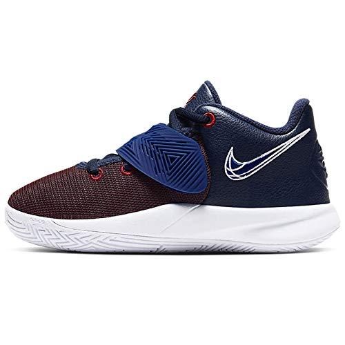 Nike Kyrie Flytrap Iii (ps) Causal Basketball Fashion Shoes Little Kids Bq5621-400 Size 3