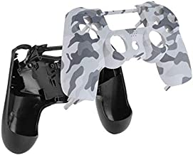 Replacement Case PS4 Camouflage Shell For PlayStation 4 PS4 Controller Urban Camo Upper and Down Shell