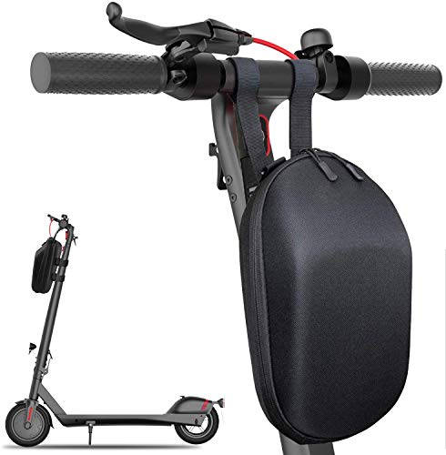 Electric Scooter bag Front Handlebar Storage Bags for Adults and Kids, Waterproof Front Hanging Bag Large Durable Multi-Purpose Light Scooter bags for Segway/Gotrax/Hiboy/Razor/Xiaomi Electric Scooter