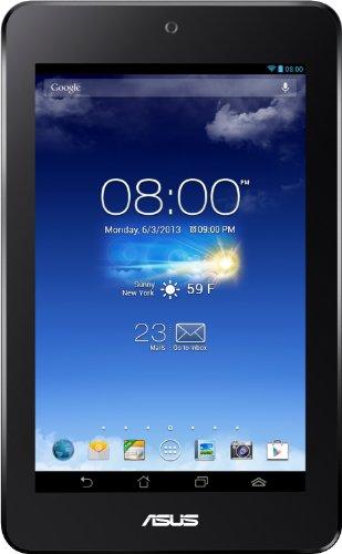Asus MeMO Pad HD 7 17,8 cm (7 Zoll) Tablet-PC (MediaTek MT8125, 1,2GHz, 1GB RAM, 16GB SSD, Android 4.2) grau