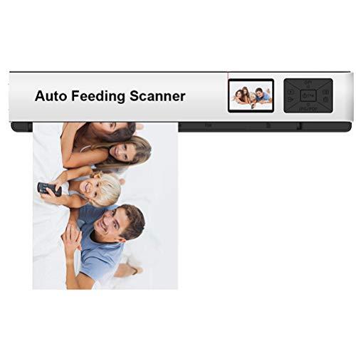 Winait 1200 Dpi Auto Feeding A4 carta/documenti/biglietti da visita e scanner fotografico